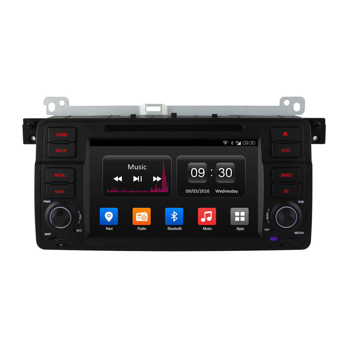 android bmw head unit