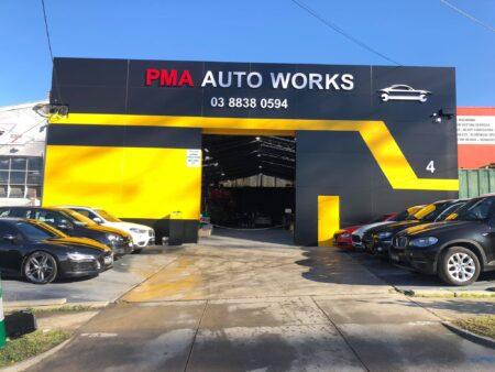 pma auto works